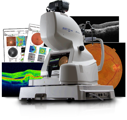 Optical Coherence Tomography 'OCT'